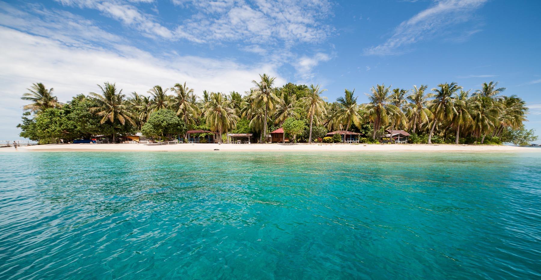 Fajar Nurdiansyah Pagang Island